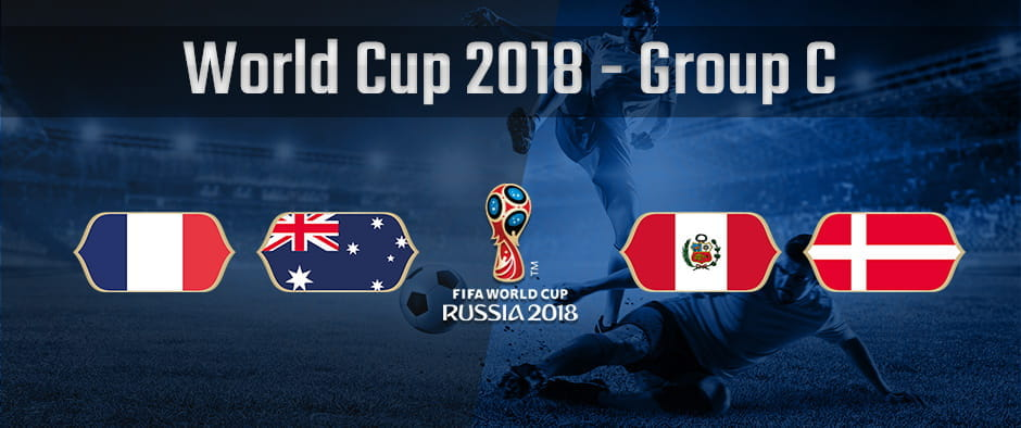 Group C of the 2018 World Cup