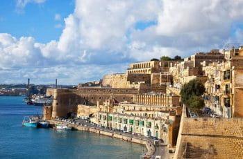 Maltese coast