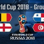 Russia World Cup 2018 Group G