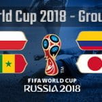 2018 World Cup Russia Group H