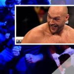 Tyson Fury retuns