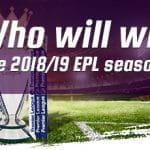 Who will EPL 2018/19 season?