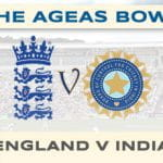Fourth Test England v India