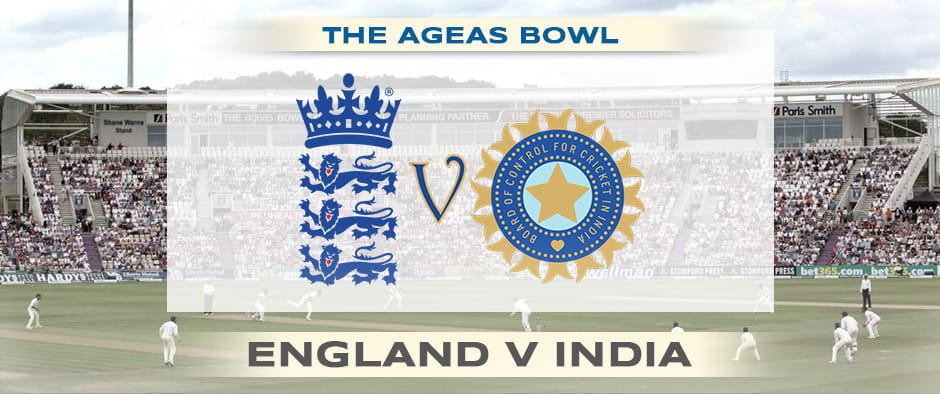 England v India Fourth Test