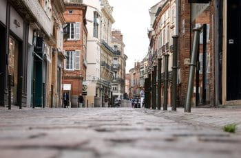 A high-street