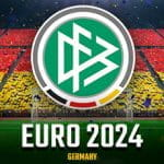 Germany logo EURO 2024