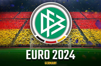Germany logo EURO 2024