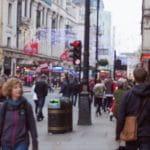 A UK high-street