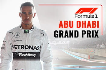 F1 racing Abu Dhabi preview with Lewis Hamilton