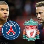 Neymar & Mbappe Champions League