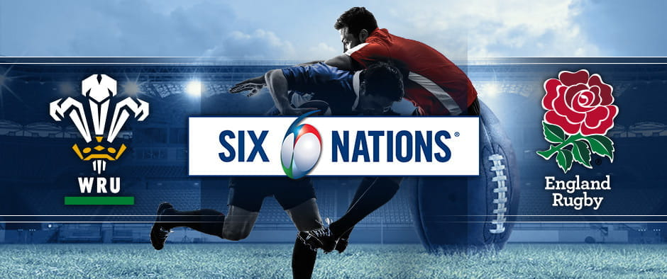 Six Nations England Wales