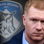 Oldham appoint Paul Scholes as new manager