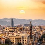 A city in Spain