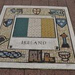 Mosaic of Ireland