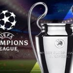 UCL trophy and logo