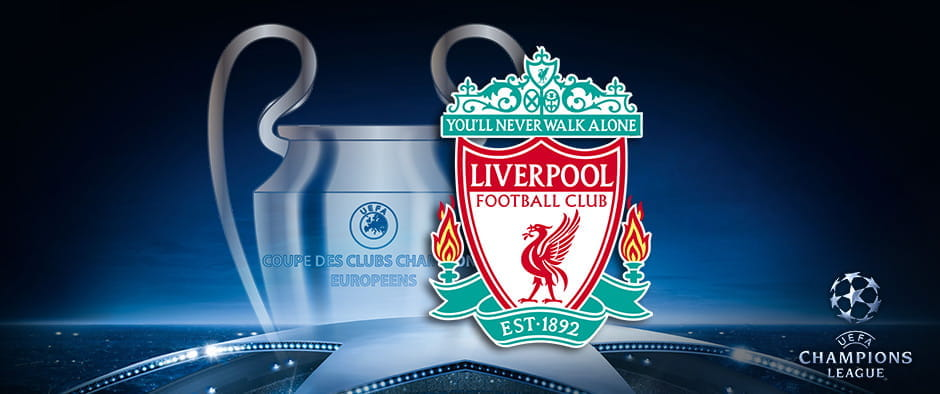 Liverpool and UCL trophy