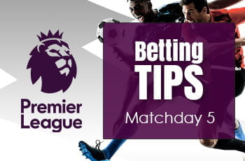 Betting tips matchday 5