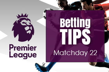 Betting Tips Matchday 22