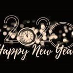 2020 Happy New Year
