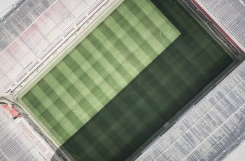 Stadium from above