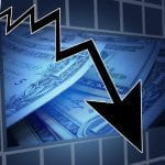 Revenue drop