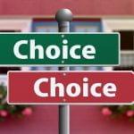 choice signpost