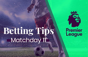 betting tips match day 11