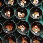 money in bowl