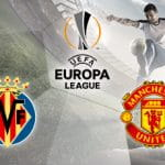 The Europa League final between Villarreal and Manchester United