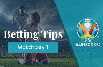 Euro 2020: matchday 1