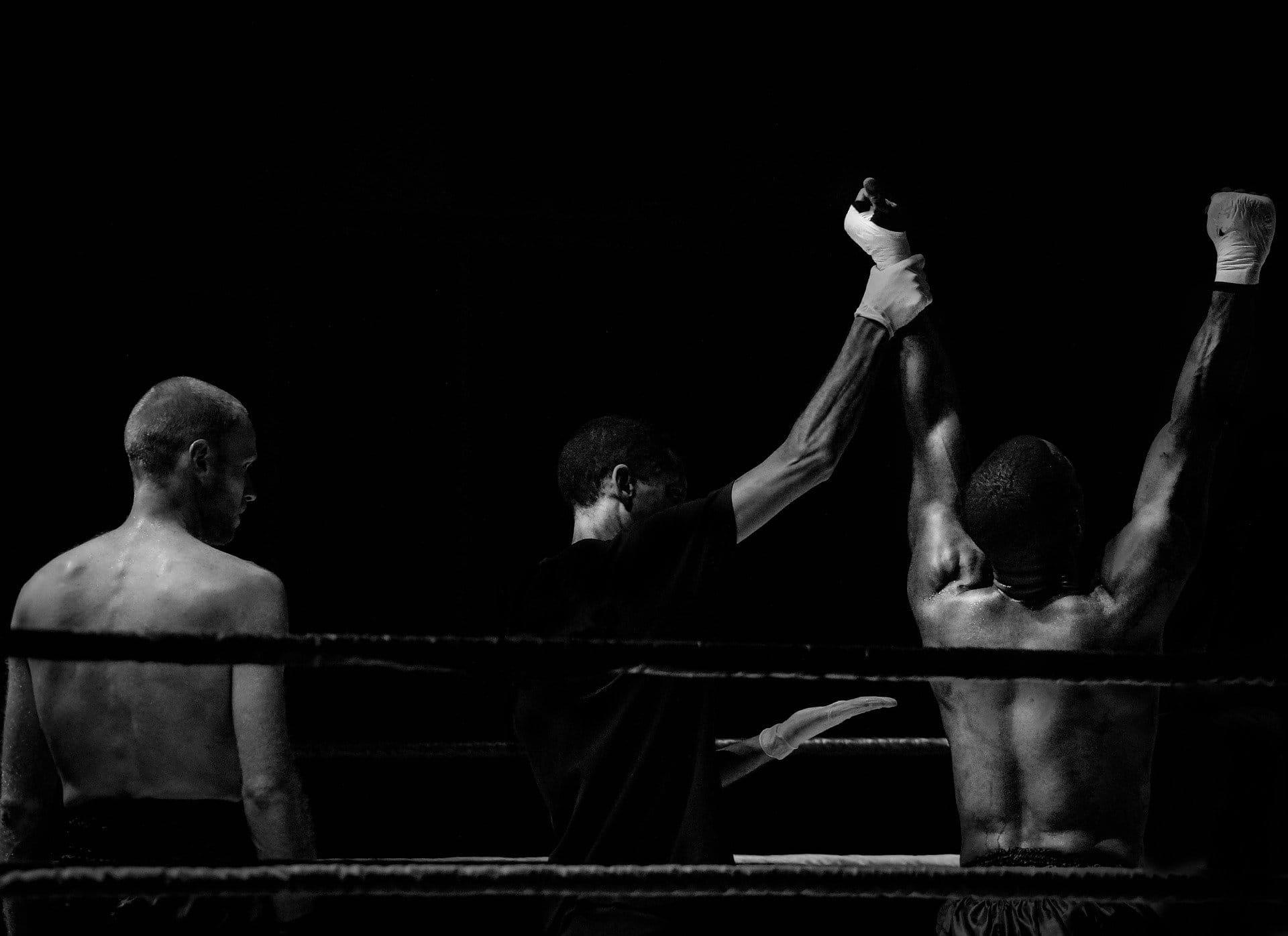 heavyweight boxing